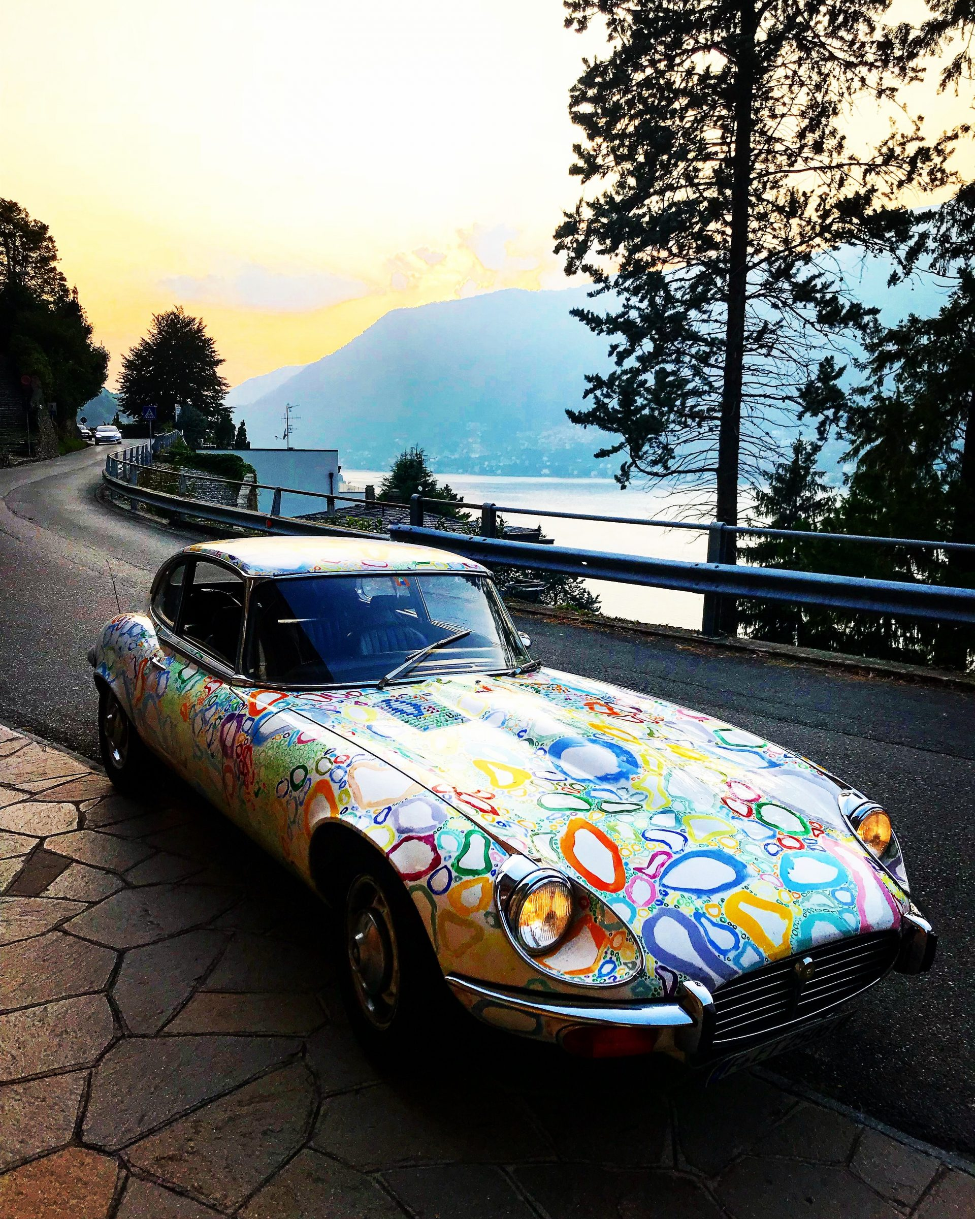 Riva-Como-Lago-di-Como-Italia-George-Clooney
