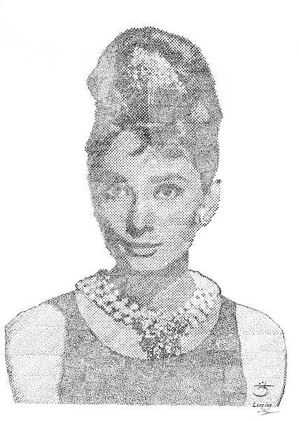 Audrey Hepburn Tiffany